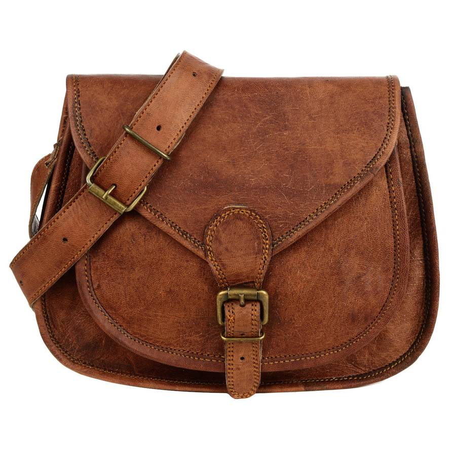 Image result for saddle bag leather