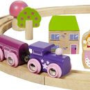Girls Pink Train Set