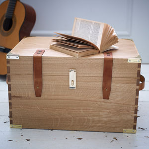 Hunter Tuck Box - furniture