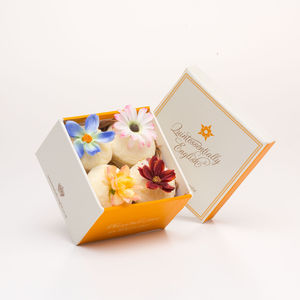 Cupcake Bath Melt Gift Box - gift sets