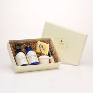 Lavender Fields Bath Gift Box