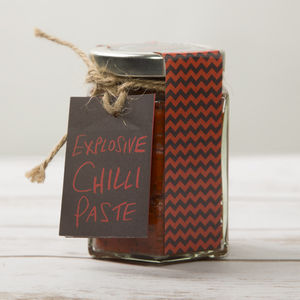Explosive Chilli Paste - food gifts