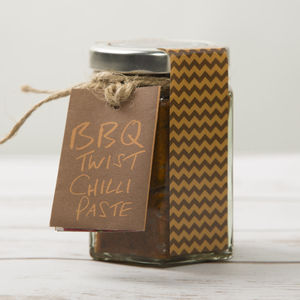 Barbeque Twist Chilli Paste - sauces & marinades