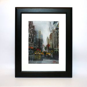 NYC Forever Oil Painting