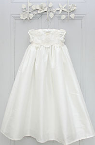 Girls Christening Gown 'Chloe'