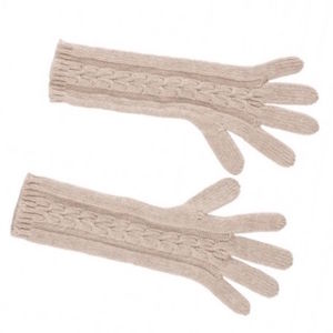 Cashmere Socks And Gloves Gift For Her