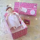 The Fairy Bride Sleepover Doll