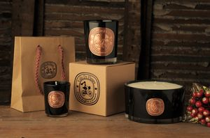 Queen Cleopatra's Secret Eco Soy Copper Candle