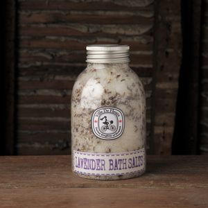 Hunky Dory Bath Salts With Lavender And Cornflower