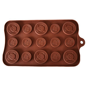 Pirate Coins Chocolate Mould - baking