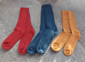 British Wool Walking Socks