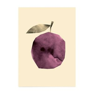 Plum Harvest Poster - posters