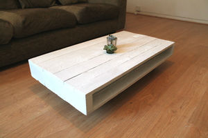 'On Wheels' Coffee Table - furniture