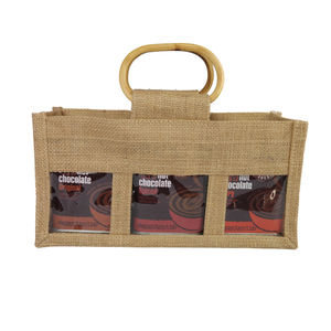 Raw Hot Chocolate Gift Bag