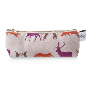 Animals Pencil Case