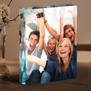 Personalised Acrylic Picture Frames Diamond Polished - picture frames