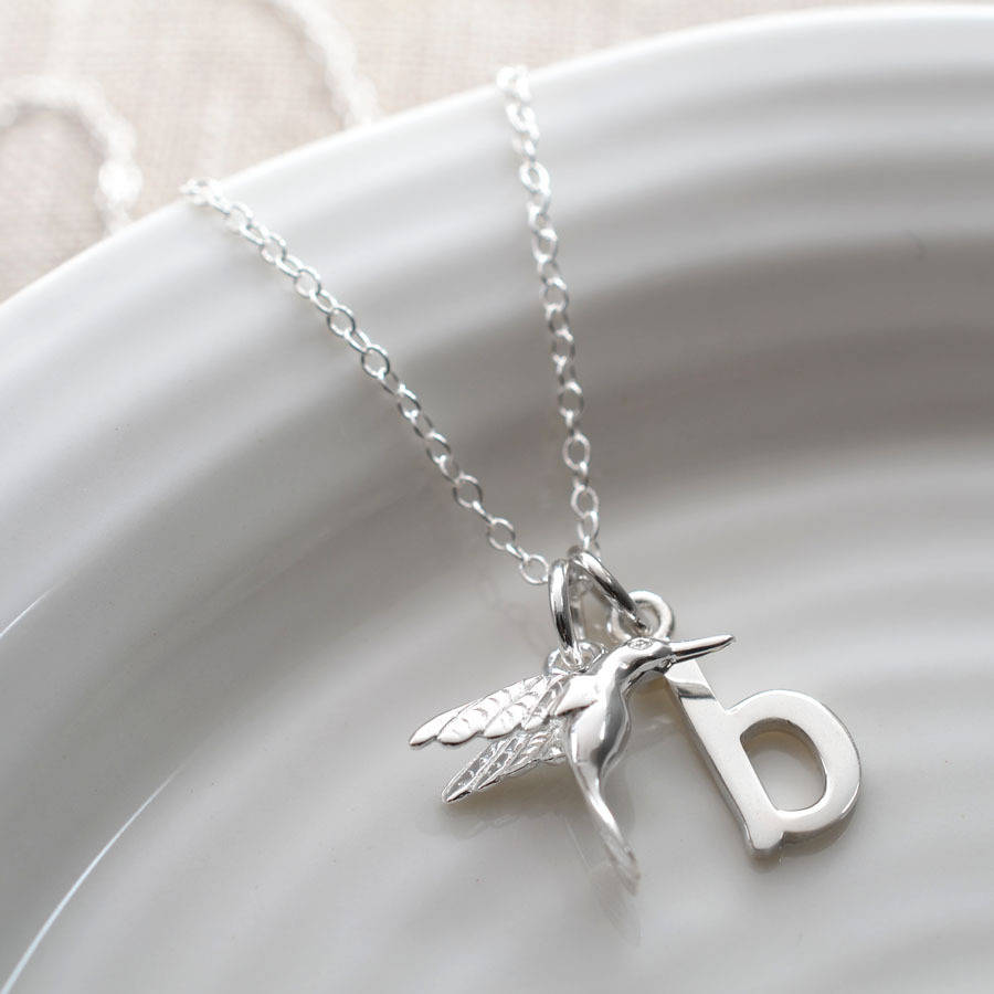 large london liberty hummingbird necklace uk