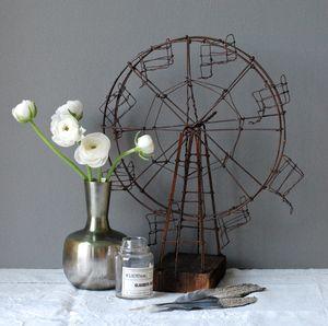 Antique Style Ferris Wheel
