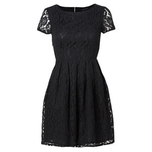 Lace Cutout Dress - hen party gifts & styling
