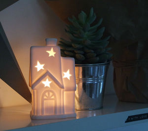 House Tea Light Holder