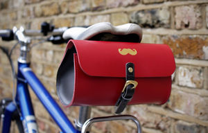 Mo Saddle Bike Bag - men's accessories