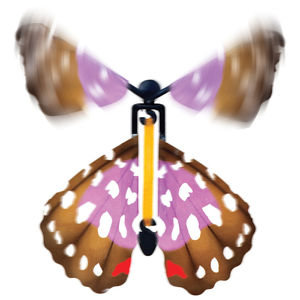 Fluttering Butterfly - for children