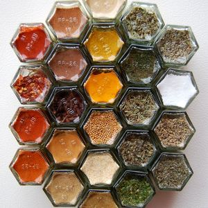 Magnetic Spice Jar With Your Choice Of Spice