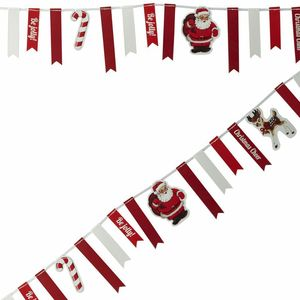 Christmas Mini Decorative Bunting
