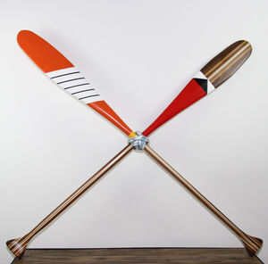 American Canoe Paddle - decorative accessories