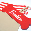 Personalised Pet Stocking