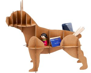 'French Bulldog ' Cardboard Dog Storage