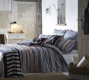 Seasalt Ashore Stripe Duvet Cover