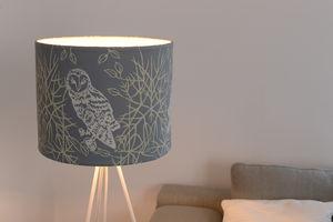 Owls Lampshade - lighting