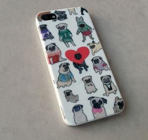Pug Dog Phone Cover - whatsnew