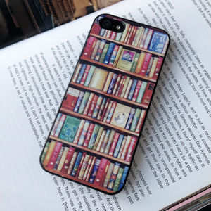 Bookcase Phone Cover