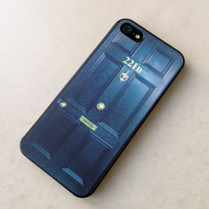 Sherlock Holmes Phone Cover For iPhone