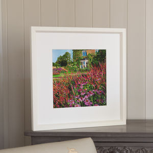 The Rectory Revisited, Framed Print