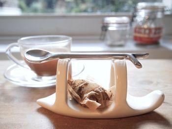 Sloth Tea Helper Tea Bag And Spoon Rest