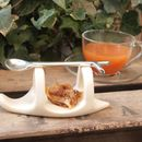 Sloth Tea Helper Tea Bag And Spoon Rest