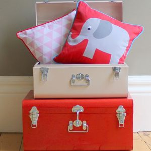 Elephant Cushion - patterned cushions
