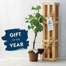 Grapevine Gift Crate