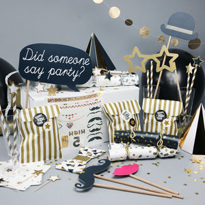 New Year's Eve Party In A Box - whatsnew