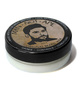 Original Beard Wax - beard & moustache gifts