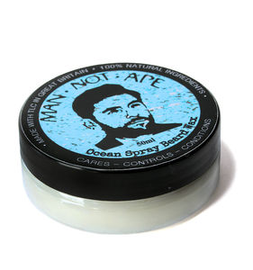 Ocean Spray Beard Wax - men's grooming & toiletries