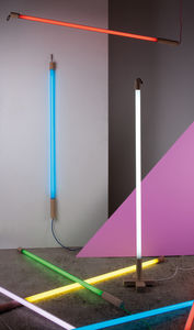 Coloured Neon Tube Light - lighting