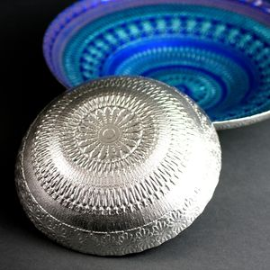 Zenza Blue Splash Bowl - bowls