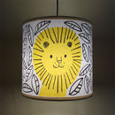 Lion Lampshade