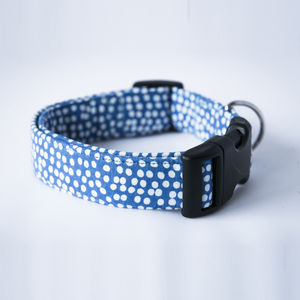 Winston Dog Collar - walking