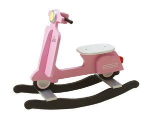 Retro Vespa Scooter Rocker - traditional toys & games