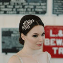 Anna Lace Inspired Pearl Tiara